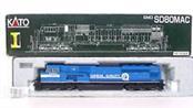 EMD LOCOMOTIVE Model Railroad/Train SD80MAC